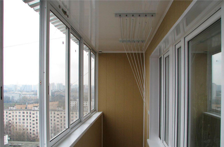 Сколько балконов в серии п-55.